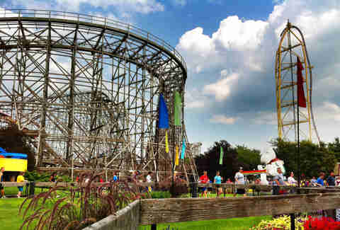 cedar point ohio sandusky