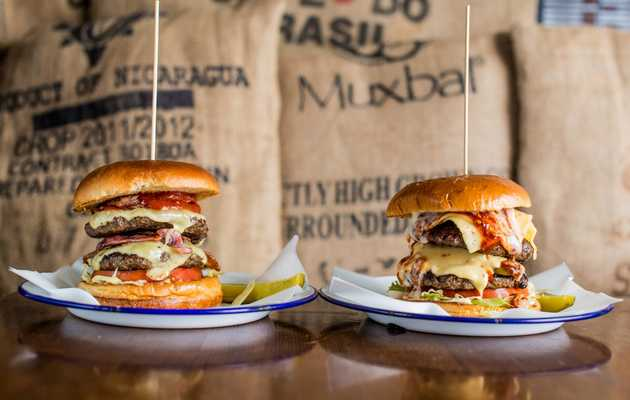 Where to Get the 15 Best Burgers in the United Kingdom
