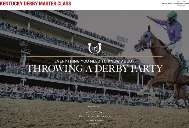 How to Throw the Ultimate Kentucky Derby Party