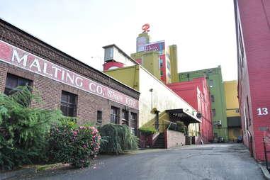 Rainier Brewery