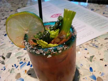 caracol cocktail houston