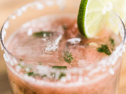 Paloma Cocktail — Thrillist Recipes