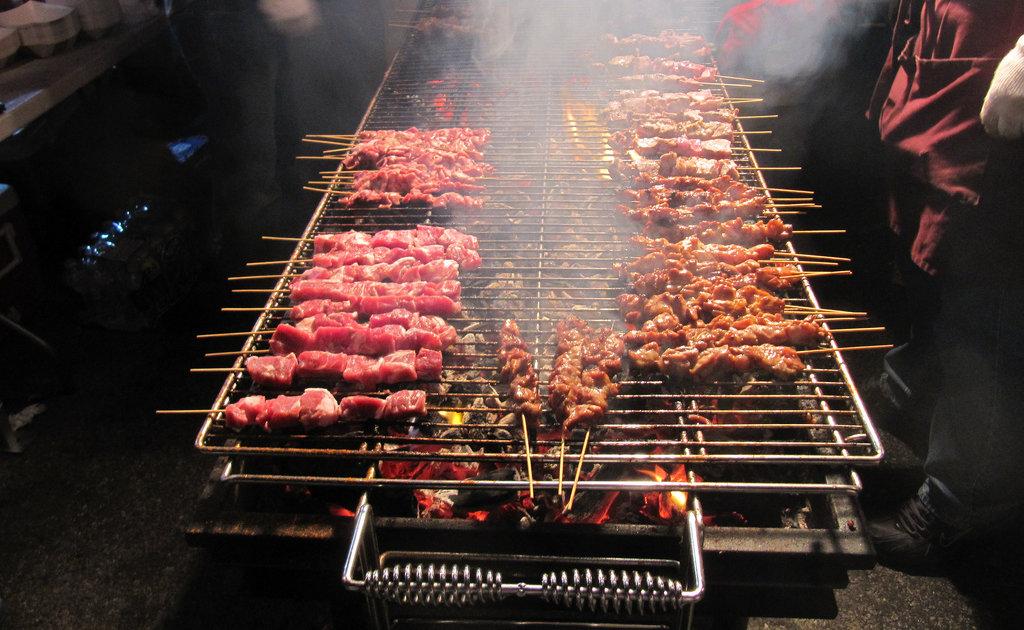 Queens New International Street Food Night Market Is