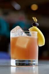 Cedars Social cocktail Dallas