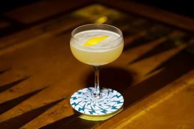 Midnight Rambler cocktail Dallas