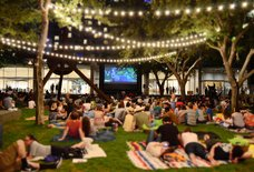 The Best Outdoor Movies to See in Dallas This Summer