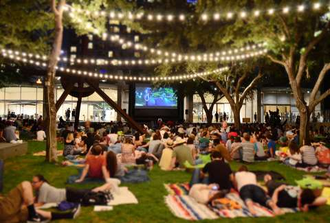 Dallas Outdoor Movies Summer Calendar 2017 - Thrillist