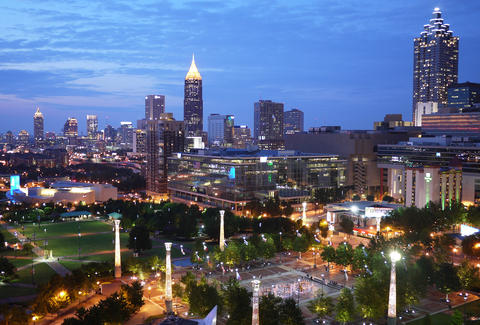 Welcome to Hotlanta