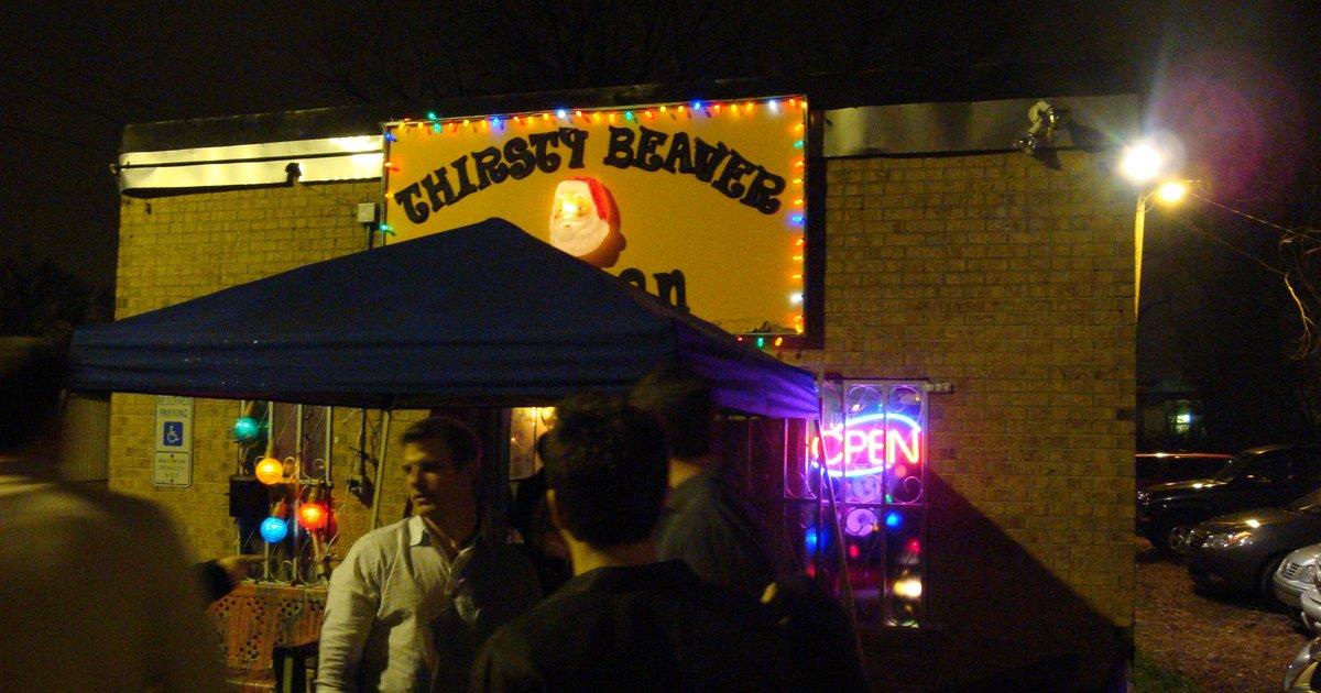 Thirsty Beaver Saloon: A Charlotte, NC Bar.