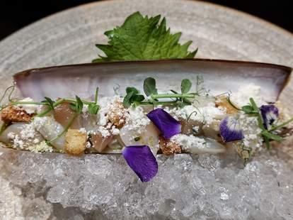 uni sashimi sushi seafood boston