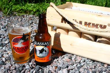Alaskan Brewing Company summer ale