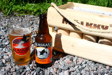 Alaskan Brewing Company summer ale