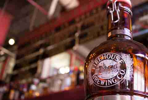 Firehouse Brewing Co. growler