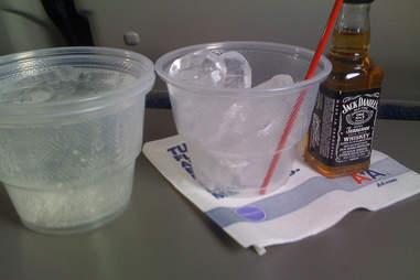 Airplane Jack Daniels