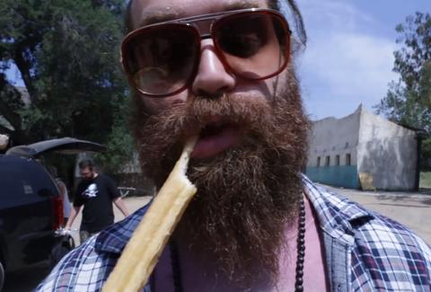 Harley Morenstein from Epic Meal Time