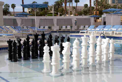Pool chess