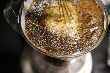 coffee bloom