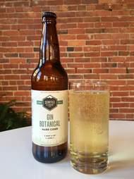 Seattle Cider Gin Botanical