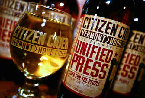 Citizen Cider Unified Press