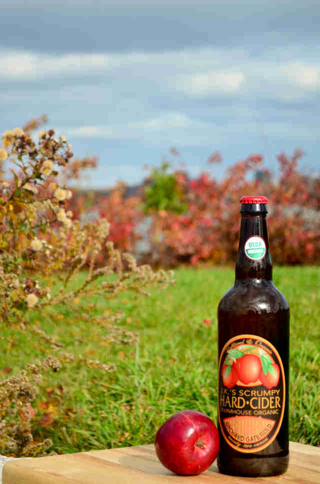 J.K.'s Scrumpy Orchard Gate Gold