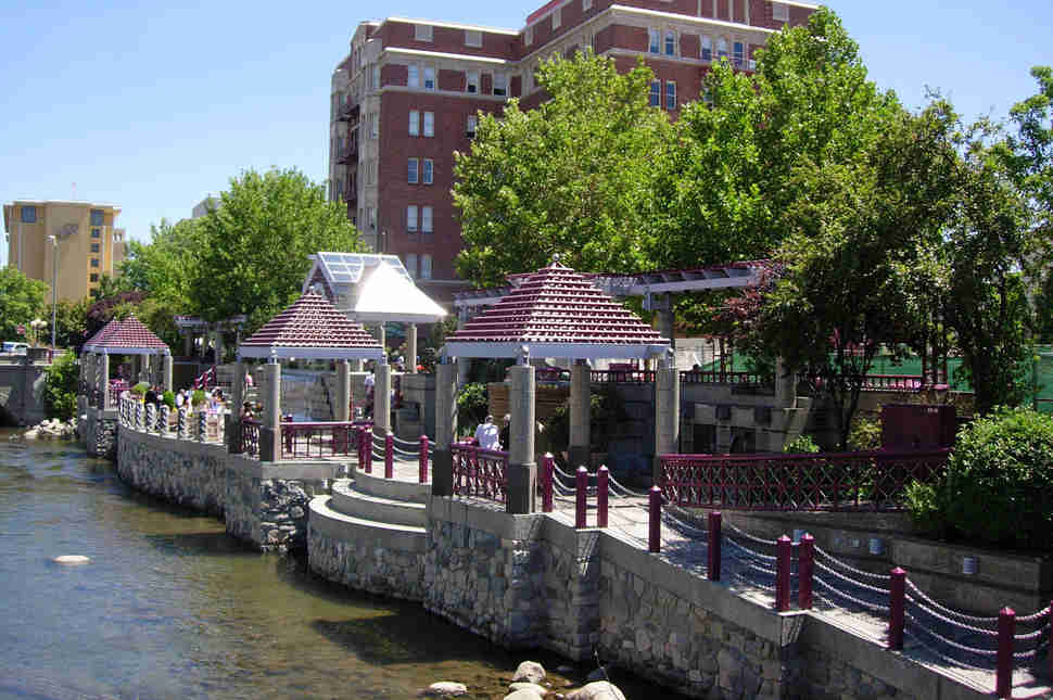 Truckee Riverwalk