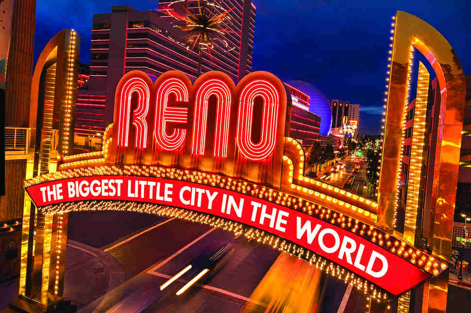 Reno Biggest City