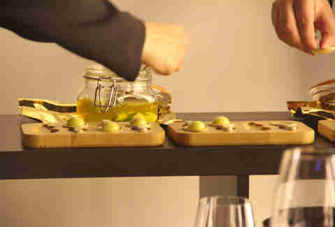 ferran adria spherified olives