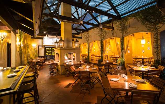 The 16 Most Romantic Restaurants for a Date in LA