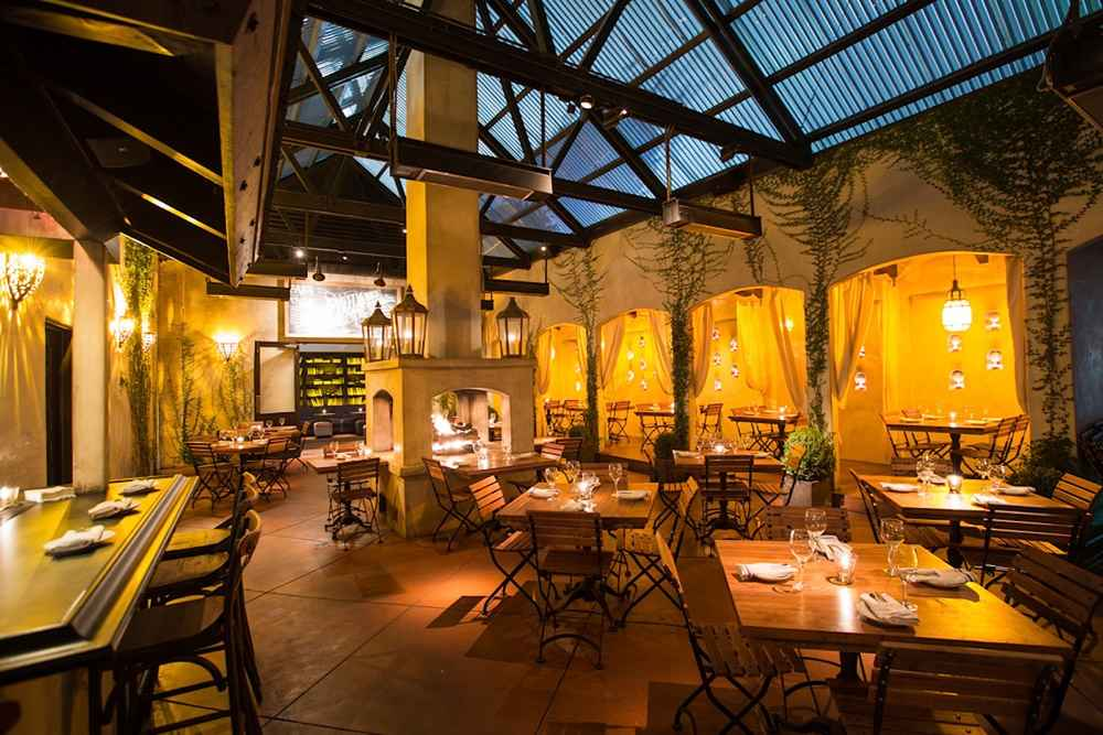 Most Romantic Restaurants In Los Angeles For A Great La Date Night