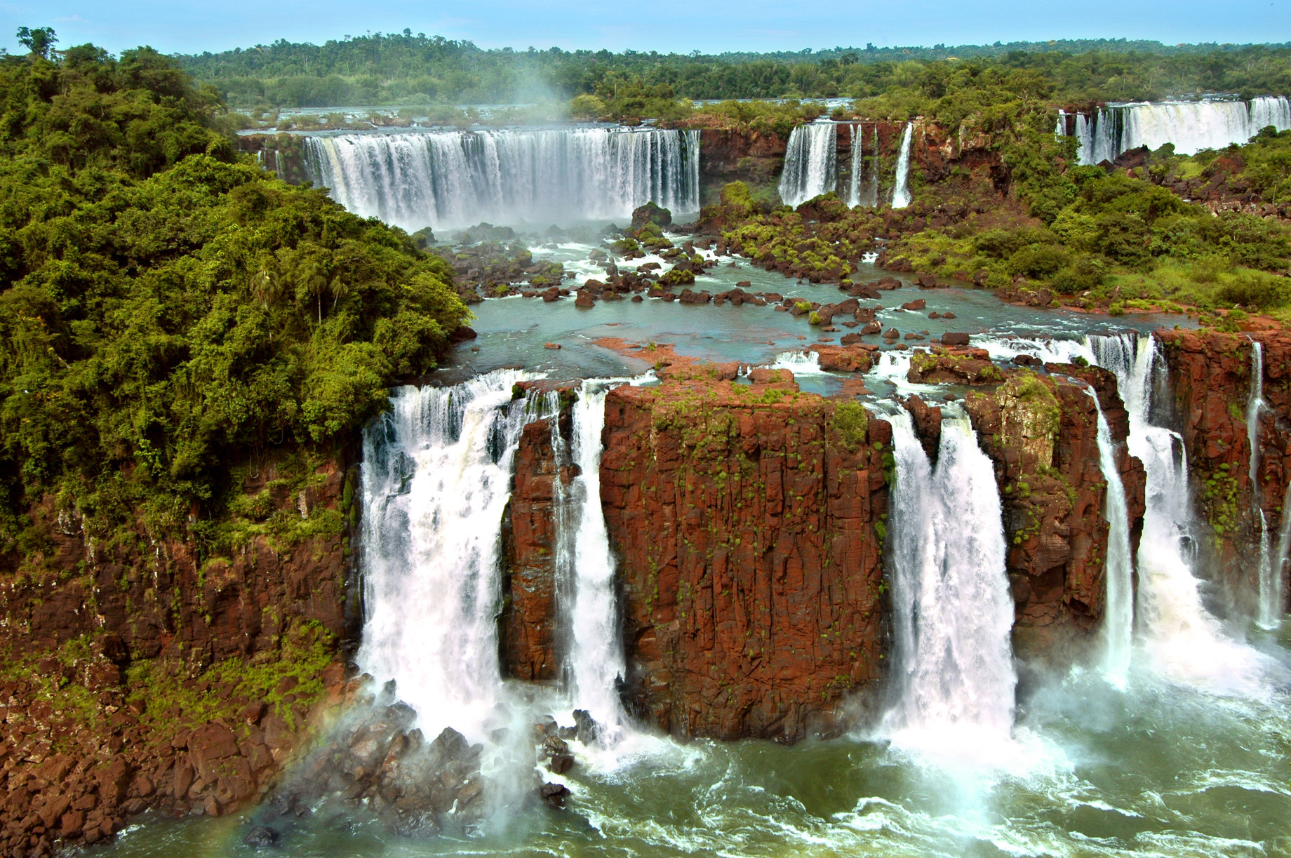 The World\'s 15 Most Amazing Waterfalls