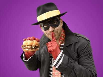 New McDonald's Hamburglar