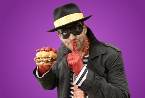 New McDonald's Hamburglar