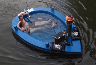 Are Hot Tub Boats Actually Coming to Chicago? We Found Out.