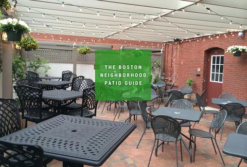 courtesy of the green briar - Patio Bars