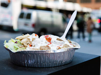 The Halal Guys White Sauce — Thrillist Recipes