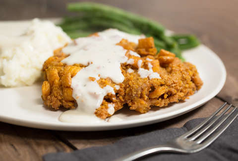 Cap'n Crunch Chicken Fried Steak — Thrillist Recipes