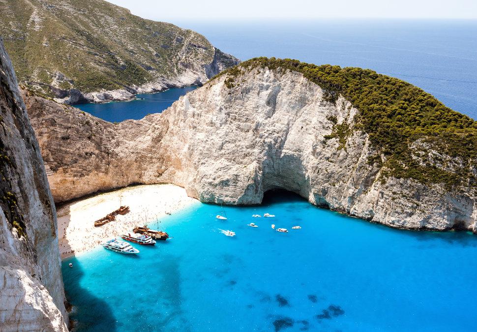 Best Mediterranean Beaches: Zlatni Rat, Navagio Beach