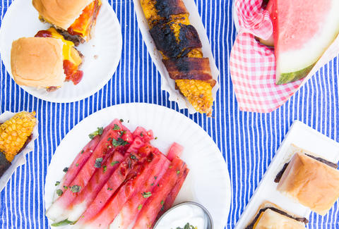 Grilled Appetizers — Thrillist Recipes
