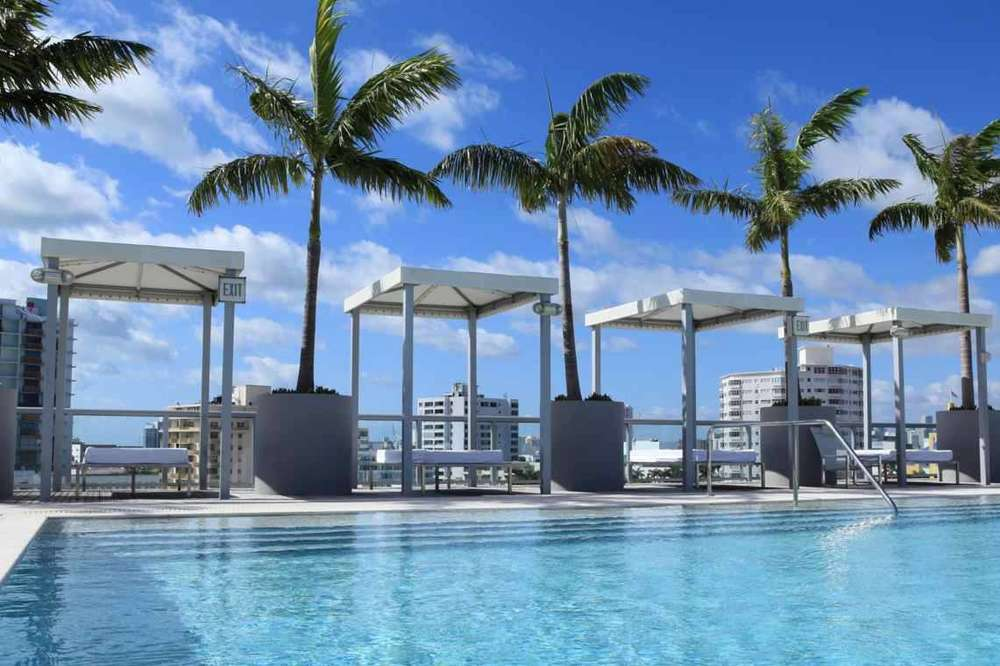 Best South Beach Rooftop Pools