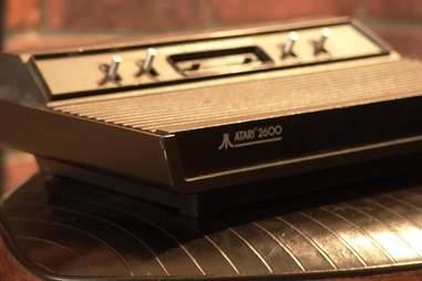 Atari game system