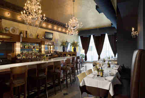 Most Romantic Restaurants In Chicago Thrillist