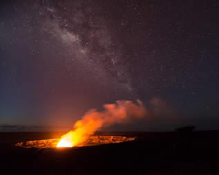 Hawaii Volacanoes National Park