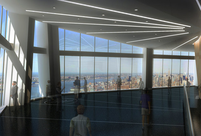 Get Free Tickets To The One World Trade Center Observatory