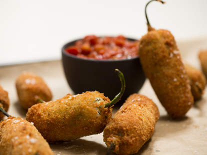 Jalapeno Poppers — Thrillist Recipes