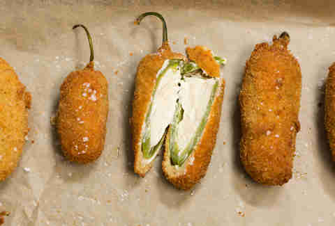 Jalapeño Poppers — Thrillist Recipes