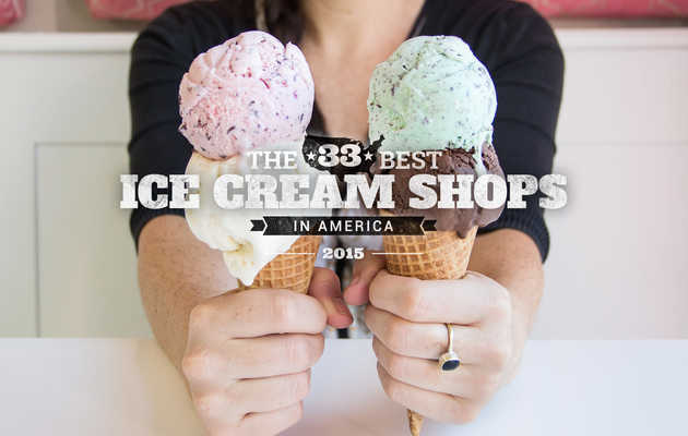 The 33 Best Ice Cream Shops in America
