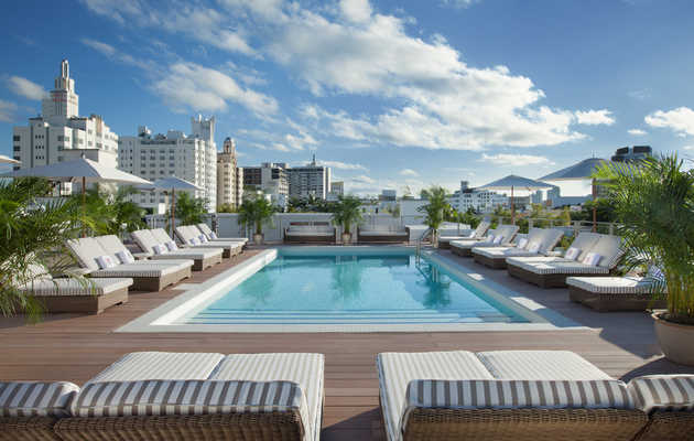 The 9 Best Rooftop Pools in South Beach, Ranked
