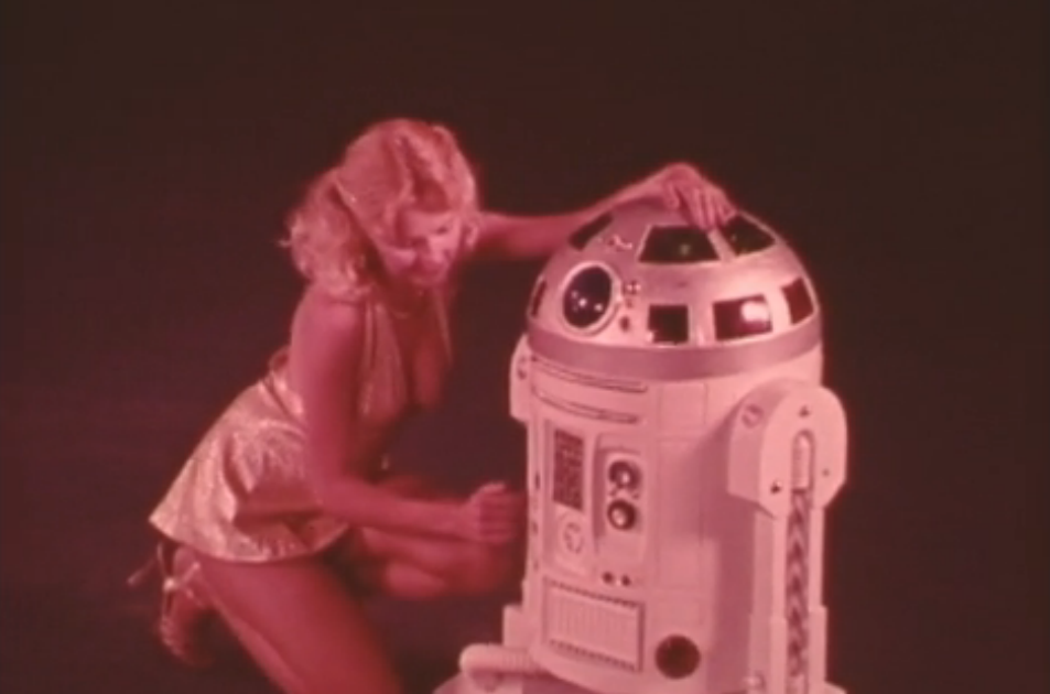 This 1978 Wine Promo Vid Might Be the Most Hilarious Star Wars Rip-Off Ever