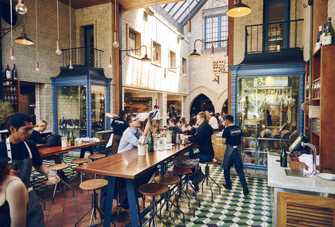 The Best Us Restaurant Interiors Thrillist