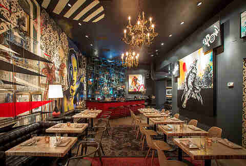 The best us restaurant interiors thrillist for Fish market restaurant nyc